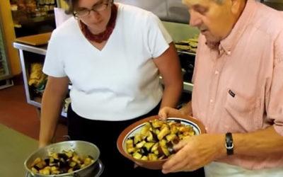 Caponata Eggplant So Simple