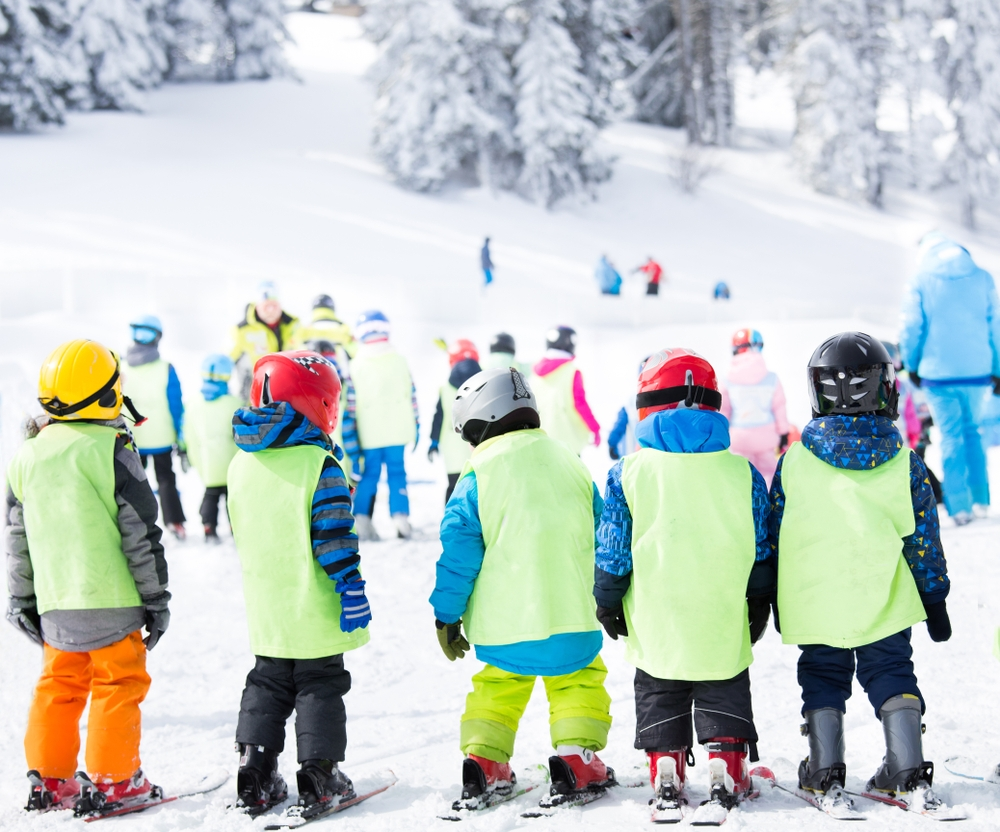 Winter Sports for Kids