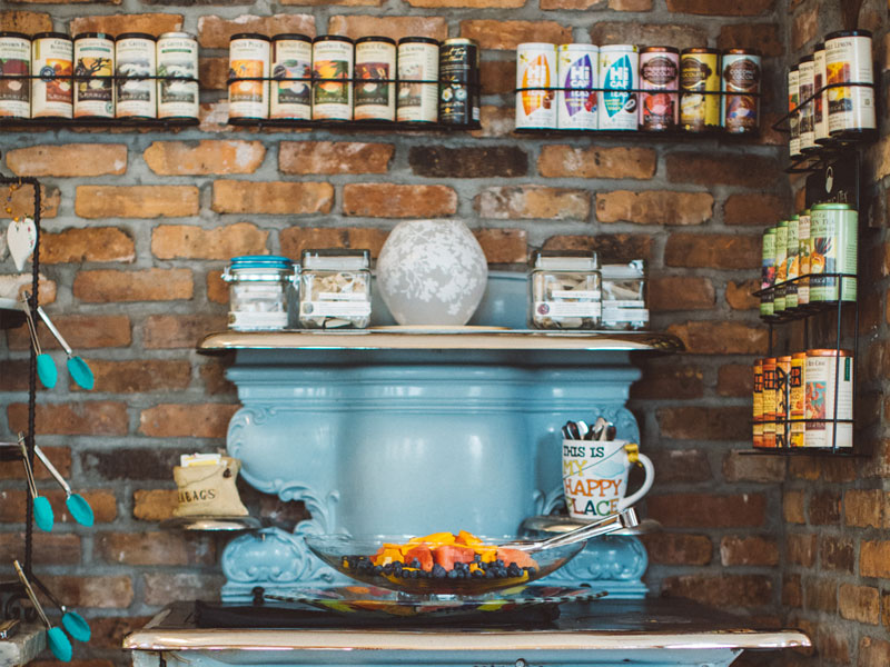 Experience Kitchen Items | AlbergoAllegria | Windham, NY Catskills