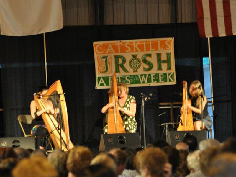 Annual-Catskills-Irish-Arts-Week | AlbergoAllegria Bed & Breakfast | Catskills, NY