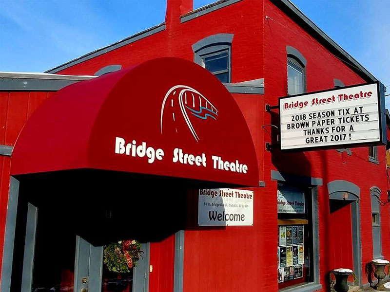 Bridge-Street-Theatre | AlbergoAllegria Bed & Breakfast | Catskills, NY
