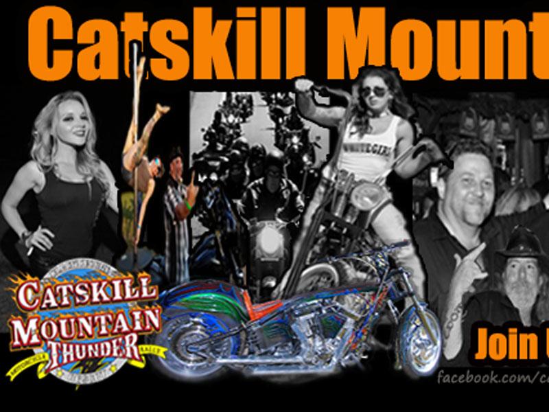 Catskill-Mountain-Thunder-Motorcycle-Festival | AlbergoAllegria Bed & Breakfast | Catskills, NY