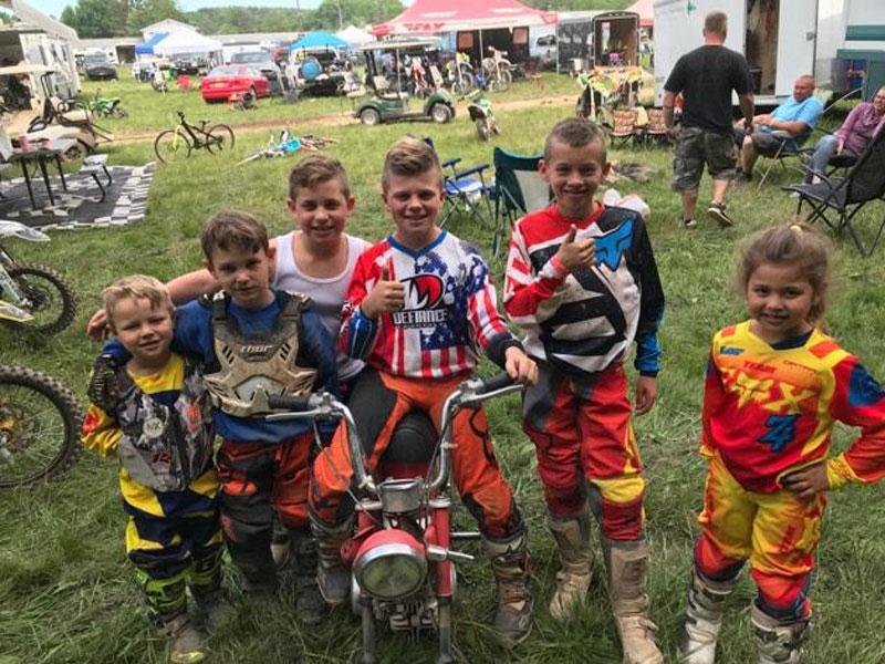 Diamondback-Motocross | AlbergoAllegria Bed & Breakfast | Catskills, NY