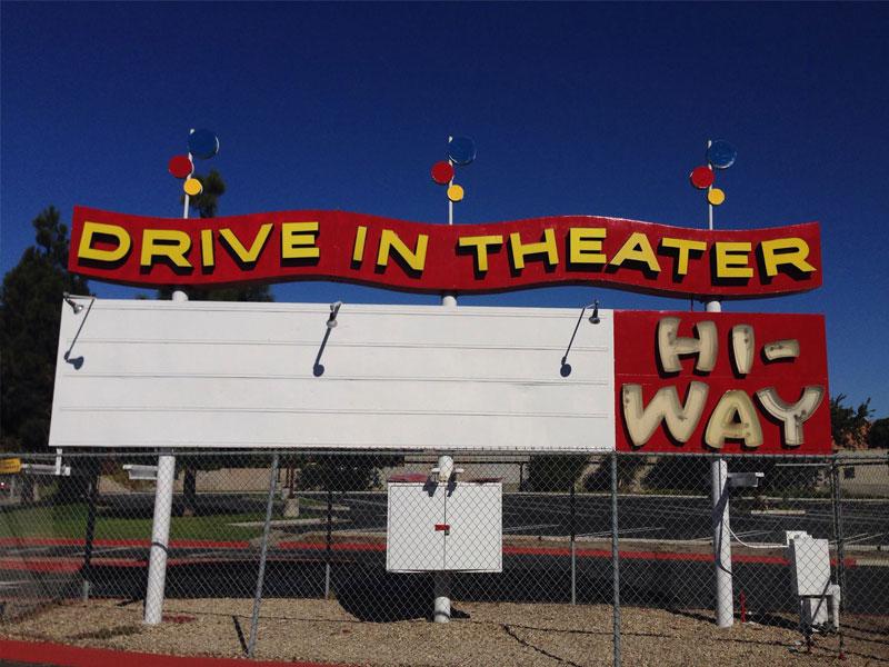 Hi-way-Drive-in-Theatre | AlbergoAllegria Bed & Breakfast | Catskills, NY