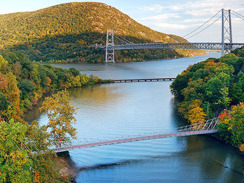 Hudson-River | AlbergoAllegria Bed & Breakfast | Catskills, NY