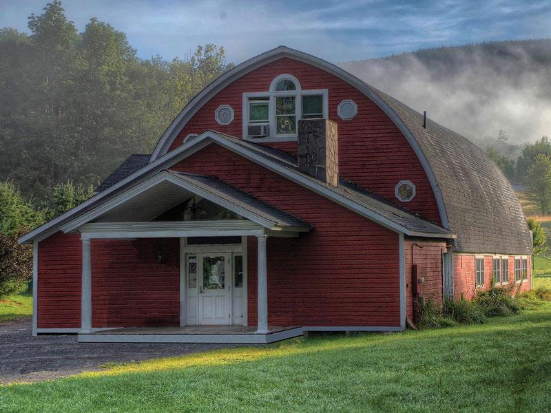 Mountain-Cinema-Film | AlbergoAllegria Bed & Breakfast | Catskills, NY