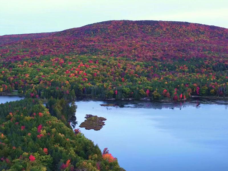 North-South-Lake | AlbergoAllegria Bed & Breakfast | Catskills, NY