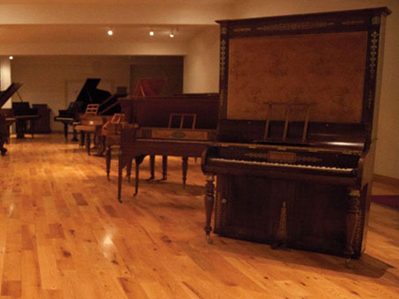 Piano-Performance-Museum-img | AlbergoAllegria Bed & Breakfast | Catskills, NY