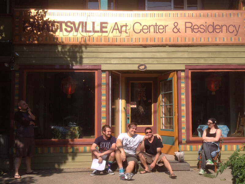 Prattsville-Art-Center-Residency-img | AlbergoAllegria Bed & Breakfast | Catskills, NY