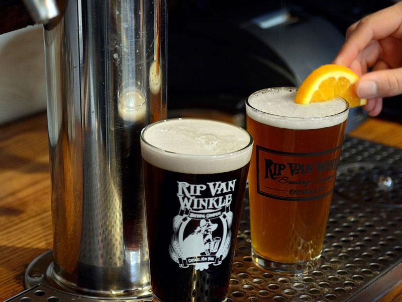 Rip-Van-Winkle-Brewing-new-img | AlbergoAllegria Bed & Breakfast | Catskills, NY