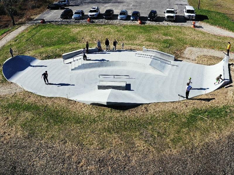 Skateboard-Park | AlbergoAllegria Bed & Breakfast | Catskills, NY
