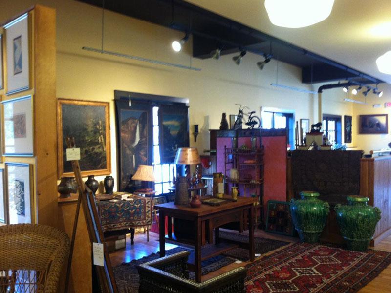 Tannersville-Antique-Annex | AlbergoAllegria Bed & Breakfast | Catskills, NY