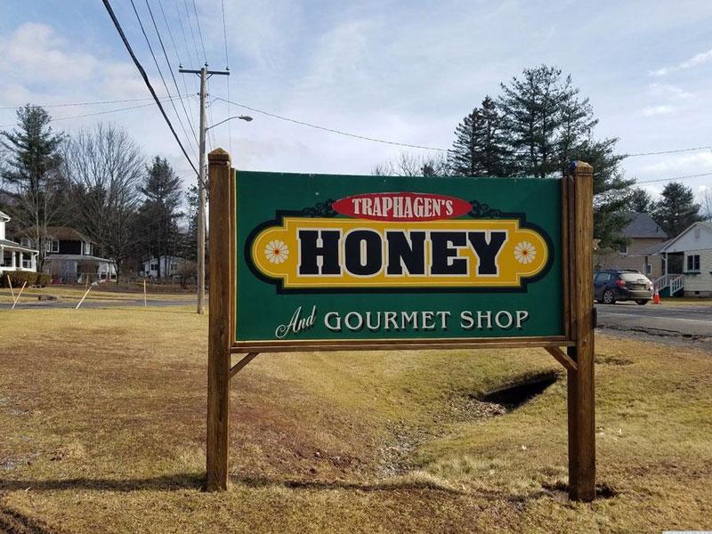 Traphagens-Honey-img | AlbergoAllegria Bed & Breakfast | Catskills, NY