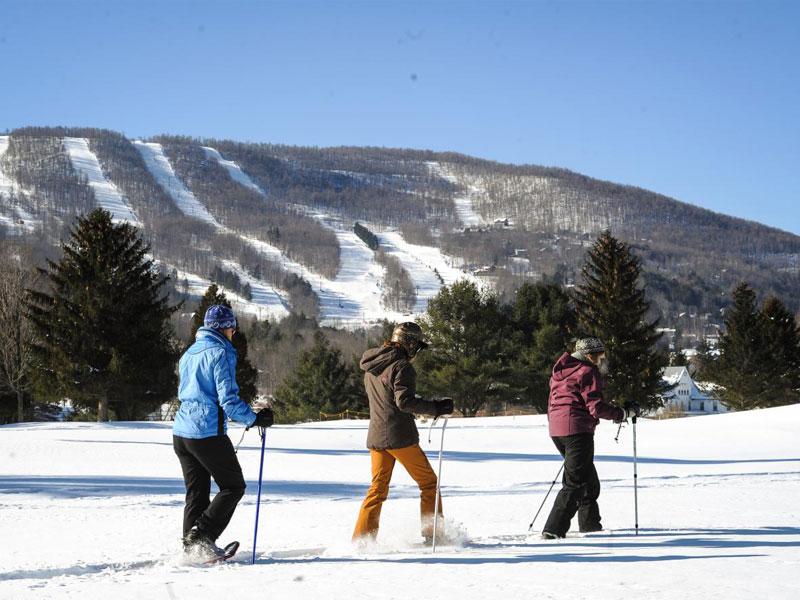 Windham-Mountain-Cross-Country-Ski | AlbergoAllegria Bed & Breakfast | Catskills, NY
