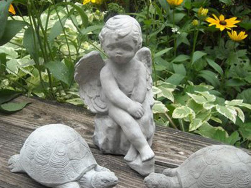 garden-of-stone | AlbergoAllegria Bed & Breakfast | Catskills, NY