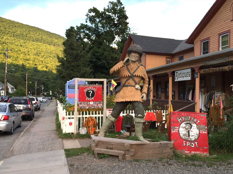mystery-spot-antiques | AlbergoAllegria Bed & Breakfast | Catskills, NY