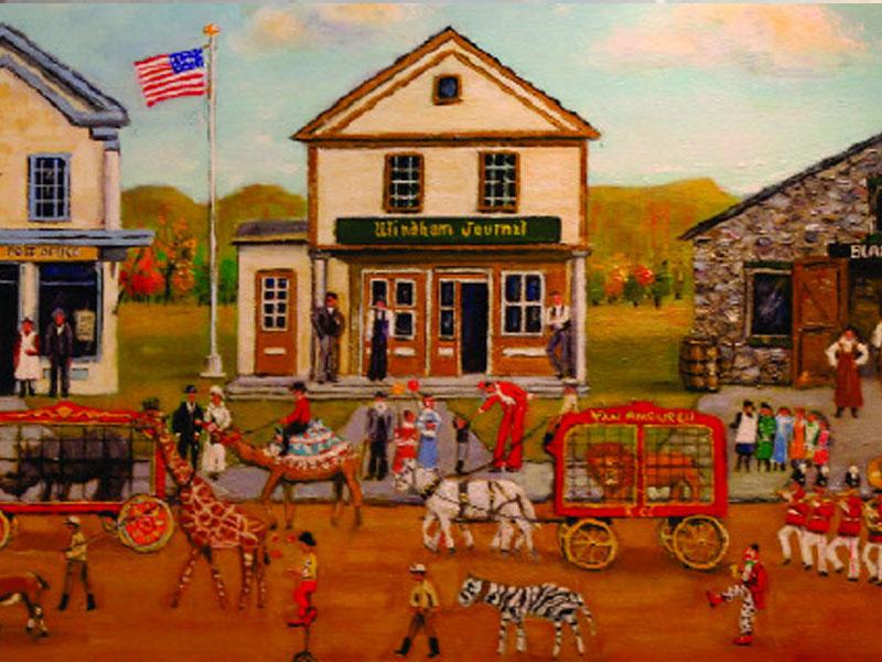 robert-cepale-art-img | AlbergoAllegria Bed & Breakfast | Catskills, NY