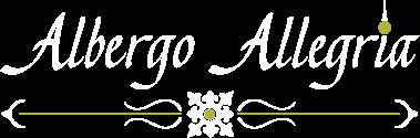 Albergo Allegria Logo White | AlbergoAllegriaHotel | Windham New York