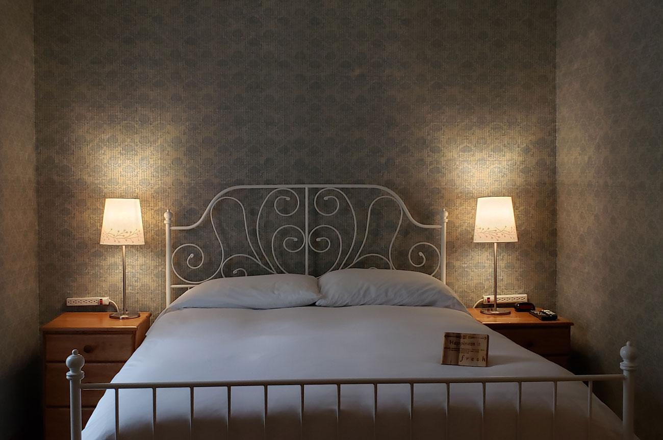 Main Bed Room 5 | AlbergoAllegriaHotelandbreakfastrestaurant | Windham NY