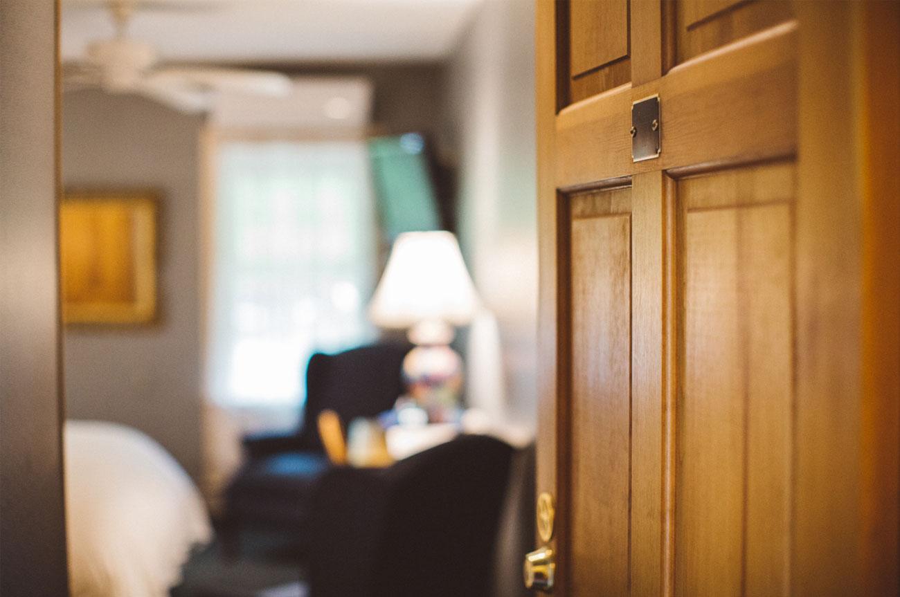 Room Entrance Room 10 | AlbergoAllegriaHotelandbreakfastrestaurant | Windham NY