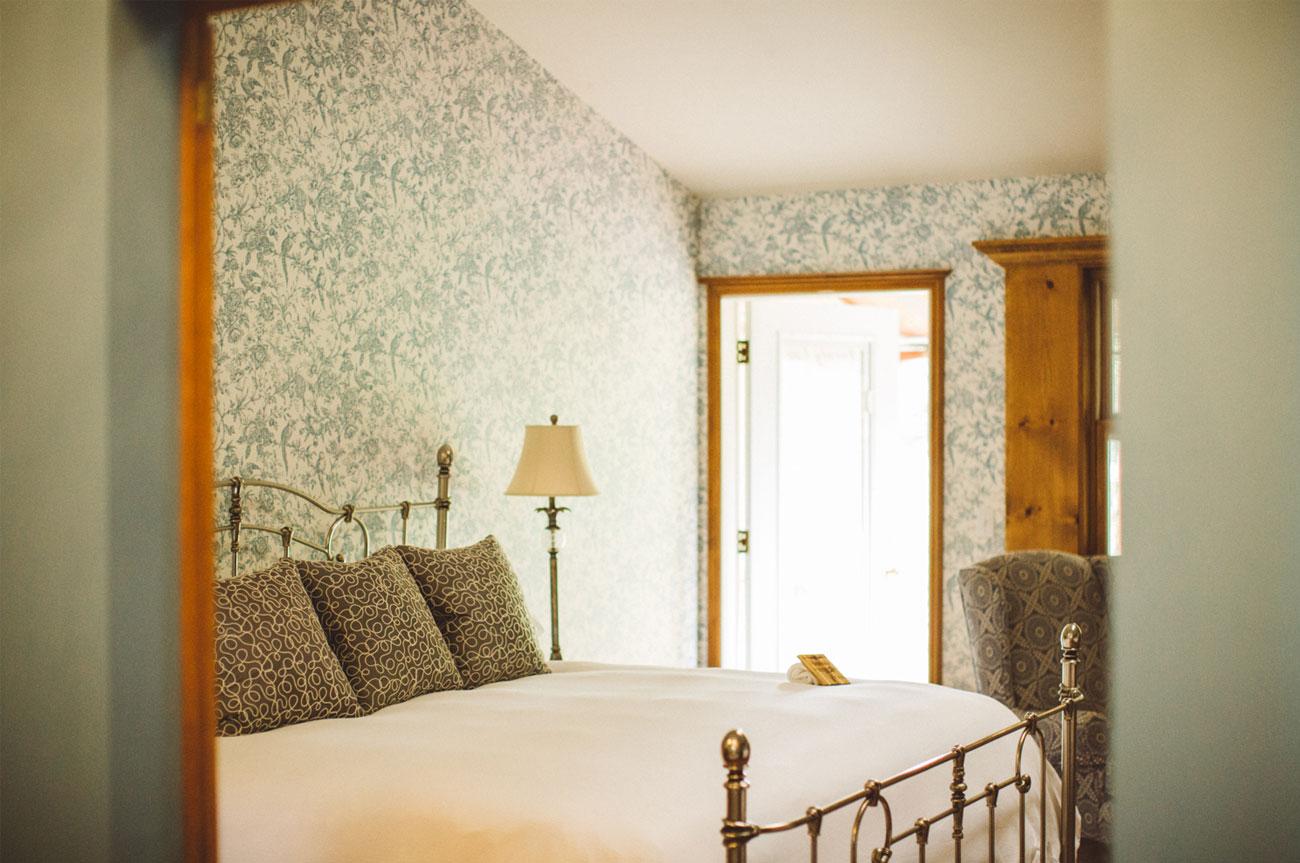 Room Entrance Room 21 | AlbergoAllegriaHotelandbreakfastrestaurant | Windham NY