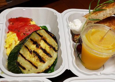 pantry-with-juice-serving-img | AlbergoAllegria breakfast restaurant | Catskills, New York