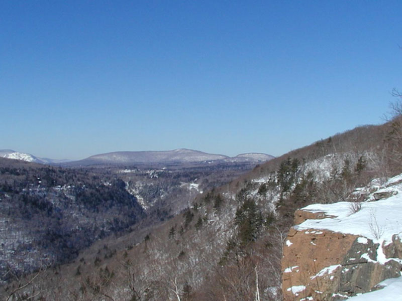winter-hiking-img | AlbergoAllegria Bed & Breakfast | Catskills, NY