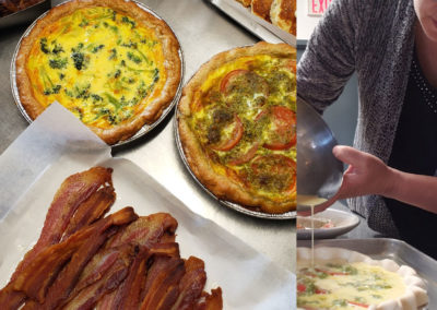 Albergo-at-Home-3-img | AlbergoAllegria breakfast restaurant | Catskills, New York