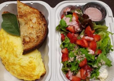 Breakfast-by-Albergo-2-img | AlbergoAllegria breakfast restaurant | Catskills, New York