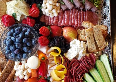 PantrybyAlbergo-fruits-img | AlbergoAllegria breakfast restaurant | Catskills, New York