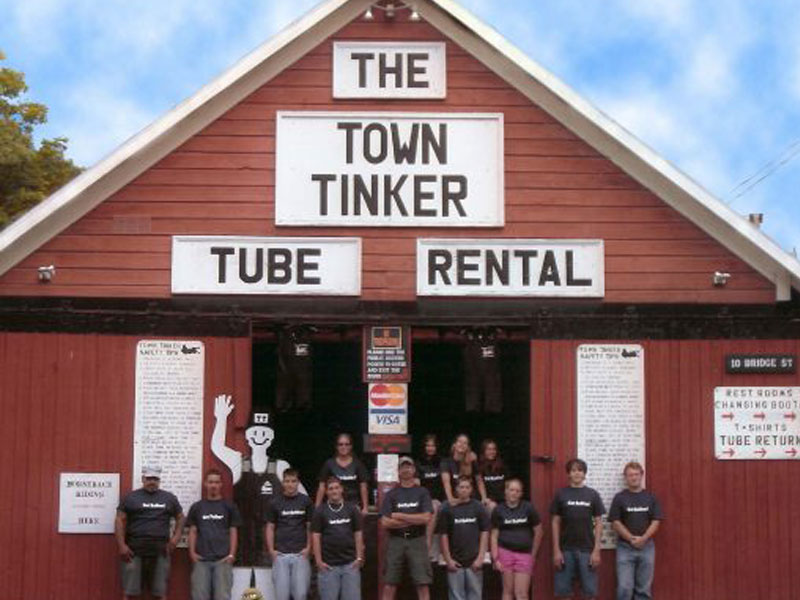 The-Town-Tinker-Tube-Rental-img | AlbergoAllegria Bed & Breakfast | Catskills, NY