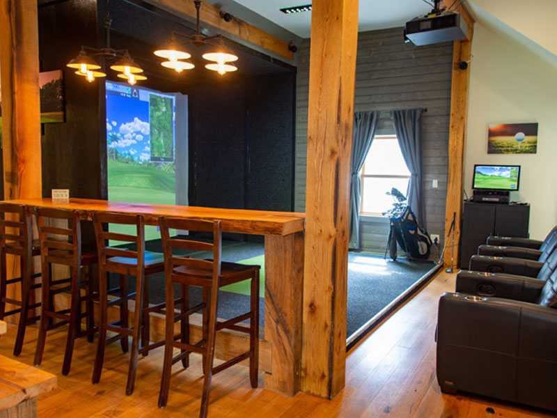 Windham-Indoor-Golf-img | AlbergoAllegria Bed & Breakfast | Catskills, NY