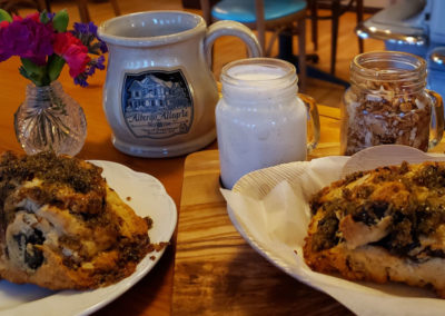 albergoathome-sweets-img | AlbergoAllegria breakfast restaurant | Catskills, New York