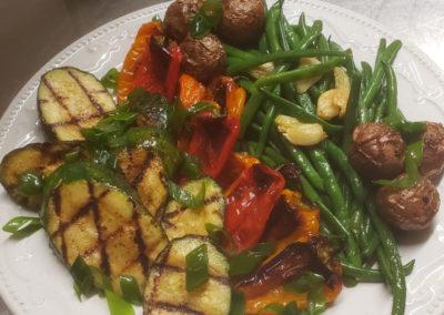 albergoathome-vegetable-img | AlbergoAllegria breakfast restaurant | Catskills, New York