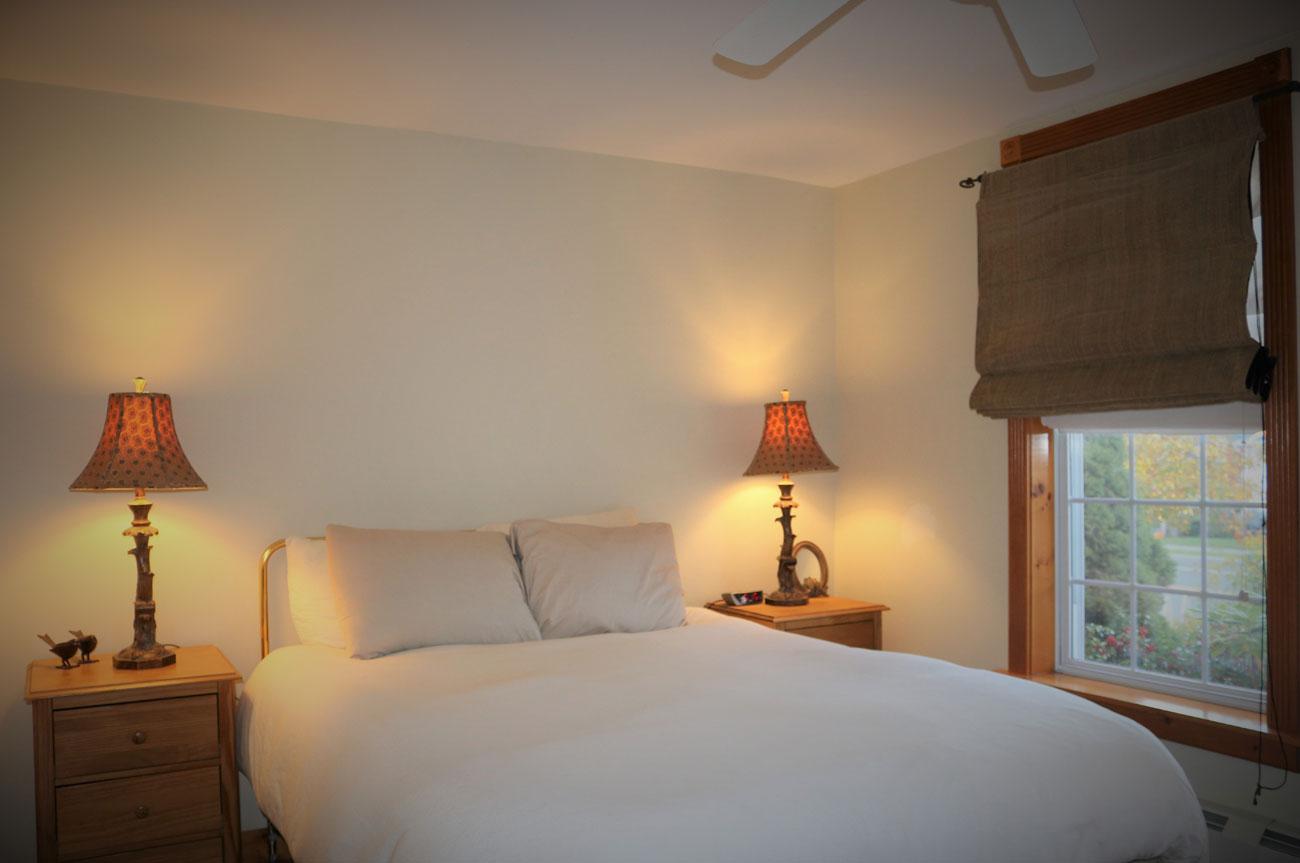 Catskill Main Bed | AlbergoAllegria Bed & Breakfast | Catskills, NY