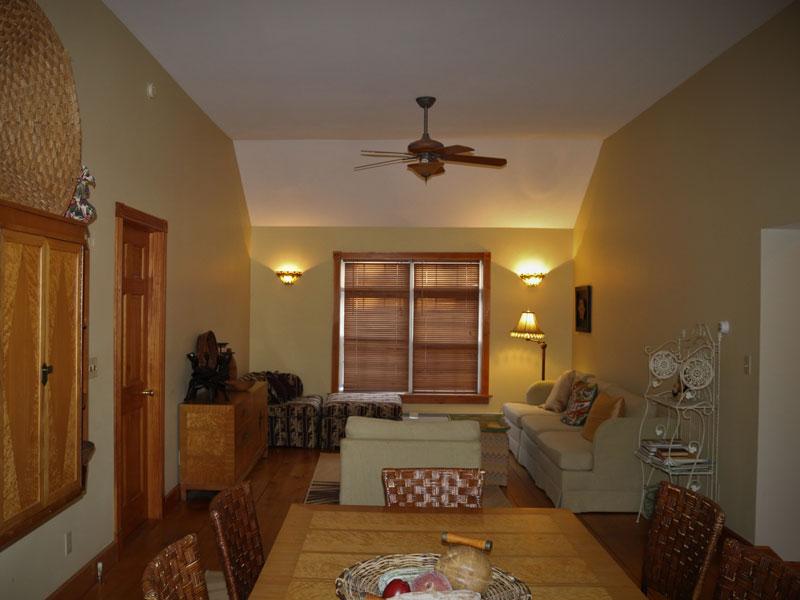 Cottage Common Area 2 | AlbergoAllegria Bed & Breakfast | Catskills, NY