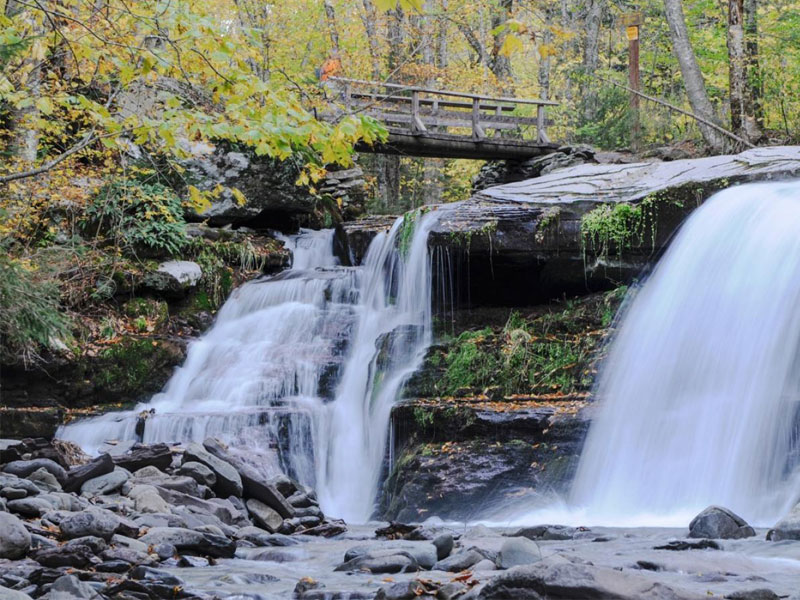 green-county-falls-img | AlbergoAllegria Bed & Breakfast | Catskills, NY