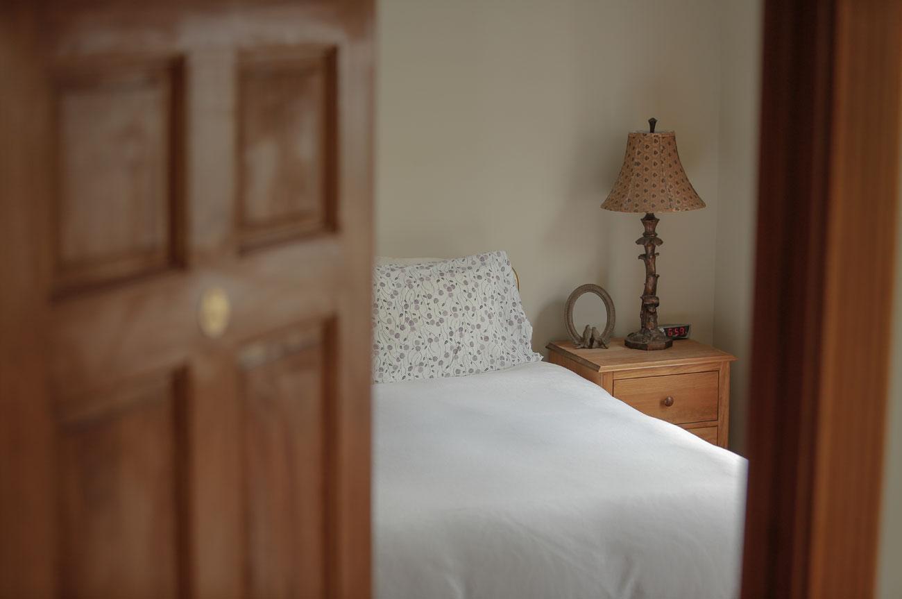 Room Door Catskill Room | AlbergoAllegria Bed & Breakfast | Catskills, NY