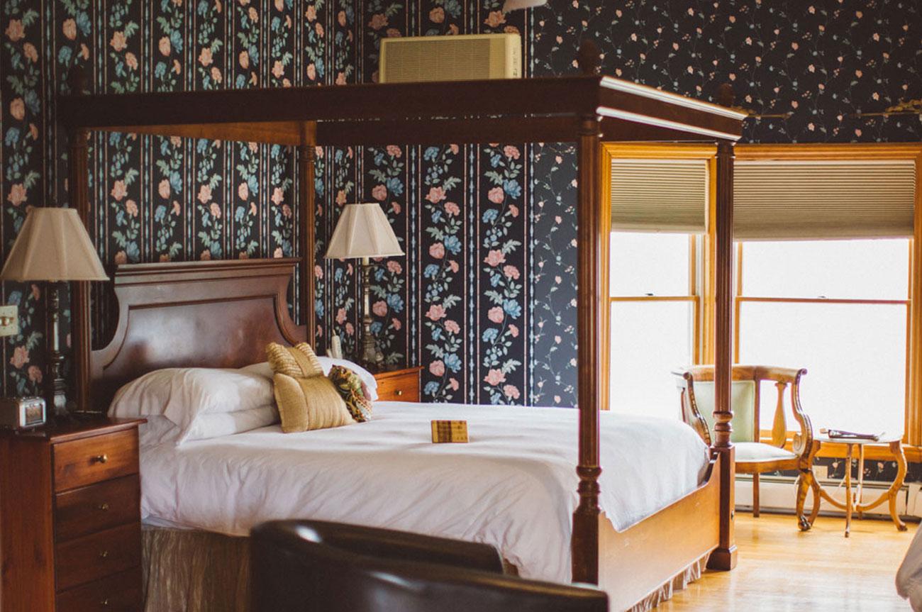 Main Bed Room 3 | AlbergoAllegriaHotelandbreakfastrestaurant | Windham NY