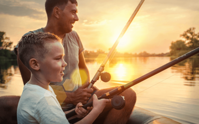 Catskills Fishing Fun for the Whole Family