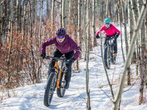 fat tire biking Catskill getaway